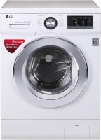 LG 7.5 kg Inverter Fully Automatic Front Load Washing Machine with In-built Heater White(FH2G6EDNL22)
