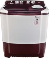 LG 8 kg Semi Automatic Top Load Washing Machine White, Maroon(P9042R3SM)