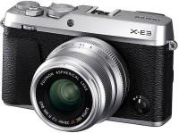Fujifilm X-E3 with XF 23 mm F2.0 Lens Mirrorless Camera Kit(Silver)
