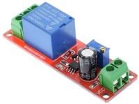 SunRobotics Switch Relay Delay Timer Monostable Module NE555 12V for Car Oscillator Micro Controller Board Electronic Hobby Kit