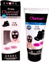 Whinsy Charcoal Peel Off Mask Cream(130 g)