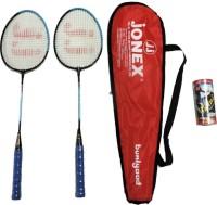 JJ JONEX Jonex junior BUNIYAD BADMINTON RACKET SET Badminton Kit