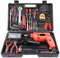 Awraaq 36 PCS 13mm Tool Kit Powerful Drill machine with Accessories Power & Hand Tool Kit (36 Tools) Power & Hand Tool Kit(36 Tools)