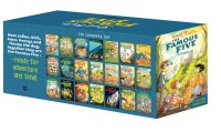 Famous Five 21 copy box set INDIA(English, Paperback, Blyton Enid)