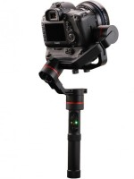 ACCSOON A1-S 3-Axis Handheld Gimbal Stabilizer for Cameras Loading 3.6KG Full Visual Without Cover Time Lapse Motion Control Function 15 Hours Runtime 3 Axis Gimbal(3000.0)