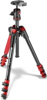 MANFROTTO MKBFRA4R-BH Tripod Kit(Red, Supports Up to 4 g)