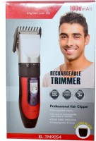 Rocklight RL-TM9054 LOW NOISE PROFESSIONAL-5265 HAIR CLIPPER  Runtime: 45 min Trimmer for Men(Red)