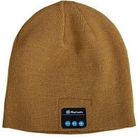 Happy2Buy Bluetooth Hat(Brown)