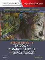 Brocklehurst's Textbook of Geriatric Medicine and Gerontology(English, Hardcover, MD Professor Fillit Howard M.)