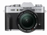 Fujifilm X-T20 with XF 18-55 mm F2.8-4.0 R LM OIS Lens Mirrorless Camera Kit(Silver)