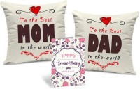 Tied Ribbons Cushion Gift Set