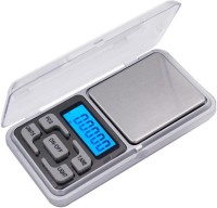 Glitter Collection Pocket Weighing Scale Weighing Scale(Silver)