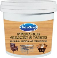 TetraClean Furniture Cleaner and polish for Cleaning, Shining and Smoothness(1000 g)