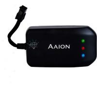 Aaion Automations Diamond Class GPS Tracker For All Vehicle GPS Device(Black)