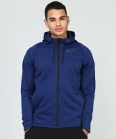 Nike Full Sleeve Self Design Men's Jacket