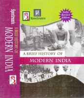 A Brief History of Modern India(English, Paperback, unknown)