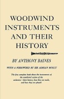 Woodwind Instruments and Their History(English, Paperback, Baines Anthony)