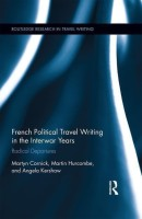 French Political Travel Writing in the Interwar Years(English, Hardcover, Hurcombe Martin)