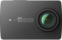 yi 4K (with Bluetooth Selfie Stick) Sports and Action Camera(Black, 12)