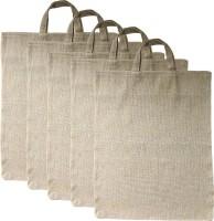frenzo Recycled Cotton Bag Multipurpose Bag(Brown, 15 L)