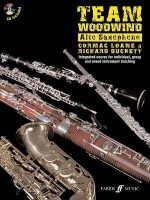 Team Woodwind: Alto Saxophone(English, Mixed media product, Duckett Richard)