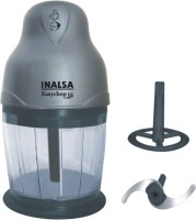 Inalsa Easy Chop Deluxe 250 W Chopper(Silver)