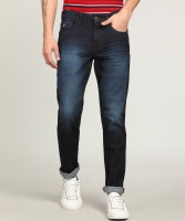 U.S. Polo Assn Slim Men Dark Blue Jeans