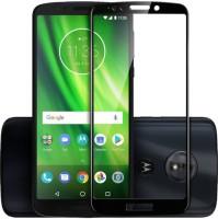 Peezer Tempered Glass Guard for Motorola Moto G6 Play(Pack of 1)