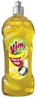 vim DISH WASHING LIQUID -750 ML Dish Cleaning Gel (LEMON) Dish Cleaning Gel(LEMON)