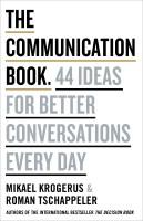 The Communication Book(English, Hardcover, Krogerus Mikael)