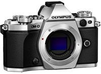 OLYMPUS OM-D E-M5 Mark II Mirrorless Camera Body Only(Silver)