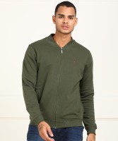 LP Jeans by Louis Philippe Full Sleeve Solid Men's Sweatshirt