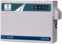 VEEYES VS 540DB Voltage Stabilizer for Air conditioners upto 2 TN(Working Range : 140V to 280V)(Off White)