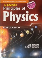 S.Chand'S Principles of Physics for Class XI(English, Paperback, Mehta V. K.)