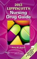 Lippincott's Nursing Drug Guide 2013(English, Paperback, Karch Amy Morrison)