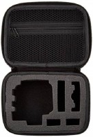 akshar Action Camera Case Water-Resistant Shockproof Storage Protective Small Bag Box for Go Pro 3 Plus, Black Camera Bag  Camera Bag(Black)