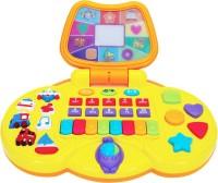 MeeMee Interactive Kiddie Laptop (Multicolor)(Multicolor)