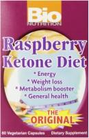 Bio Nutrition Raspberry Ketone Diet - 60 Vegetarian Capsules(60 No)