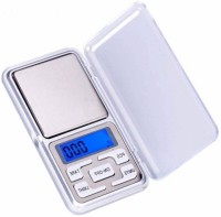 Gadget Tree Electronic Pocket Scale 500g Weighing Scale (Silver) Weighing Scale(Multicolor)
