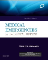 Medical Emergencies in the Dental Office, 7e(English, Paperback, DDS Malamed Stanley F.)