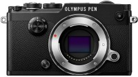 Olympus PEN F Mirrorless Micro Four Thirds Mirrorless Camera y ( Black)(Black)