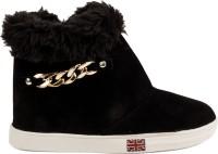 Cuty Fashion Cuty Fashion Fancy Winter Boots For Women & Girls Boots For Women(Black)