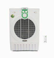 View Kenstar Turbo Cool DX-RE With remote Window Air Cooler(White, 40 Litres) Price Online(Kenstar)