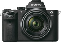 Sony Full Frame ILCE-7M2K/BQAP2 DSLR Camera Body with 28 - 70 mm Lens(Black)