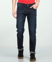Pepe Jeans Slim Men Dark Blue Jeans