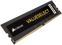 CORSAIR 2400MHz memory DDR4 8 GB (Dual Channel) PC DDR4 (8GB memory)(Black)