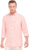 U.S. Polo Assn Men's Solid Casual Multicolor Shirt