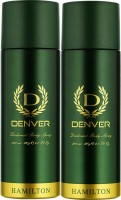Upto 45% + Extra 5% Deodorants Denver, Fogg & more