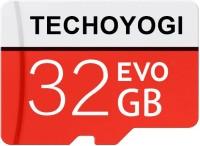 TechOYogi 32 GB 32 GB MiniSD Card Class 10 10  Memory Card(With Adapter)