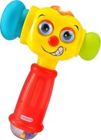 Smartcraft Hammer Toy with Light & Sound, Baby Toys Light& Musical Baby Hammer Toy , Funny Changeable Eyes Baby Hammer Toddler Toys(Multicolor)